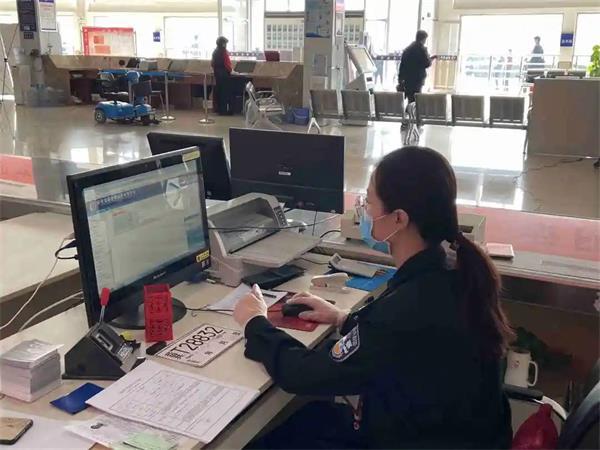 衡水5个县级车管所和服务站恢复办理业务.jpg